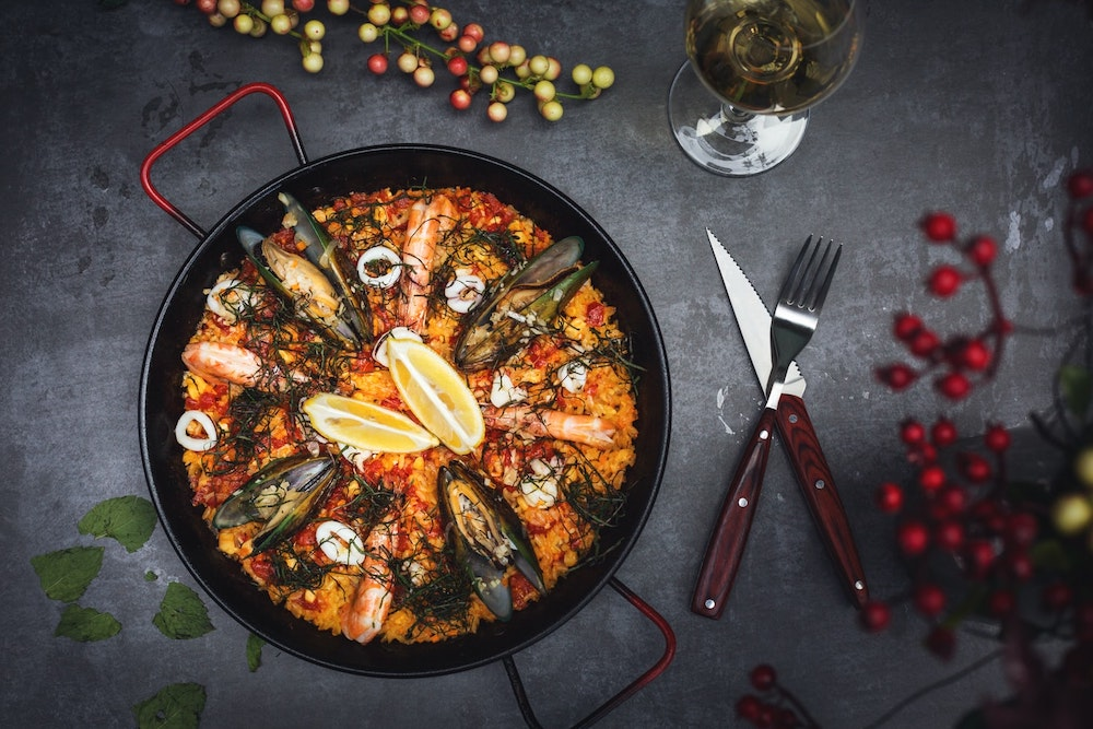 The Top Five Kinds of Spanish Paella to Make at Home