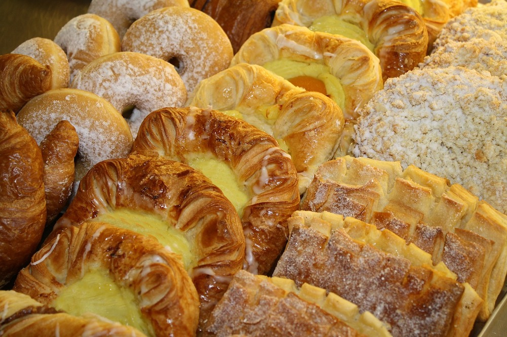 Denmark's Top Five Must-Try Pastries