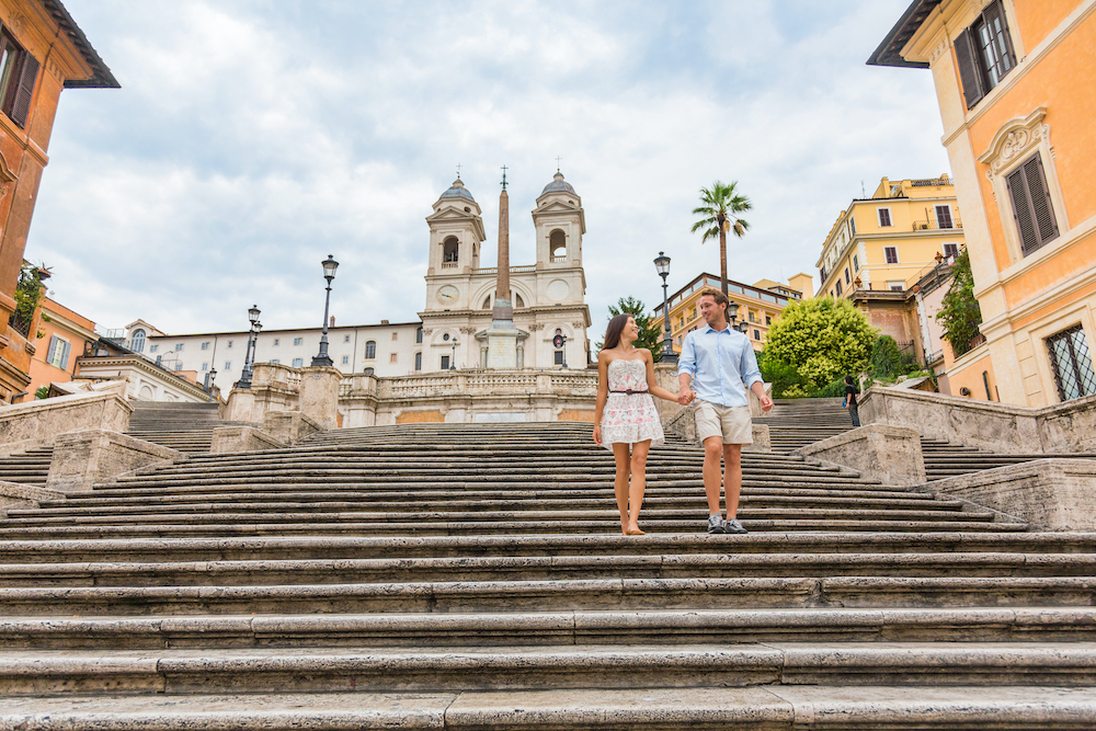 The Top Five Must-Watch Rom-Coms Set in Rome