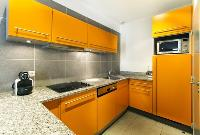 cool kitchen in Cannes Festival V Apartment luxury home