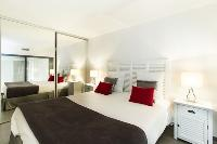 spacious bedroom of Cannes Festival V Apartment luxury home