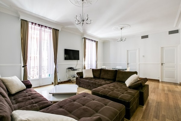 Cannes Carnot Apartment 2BR