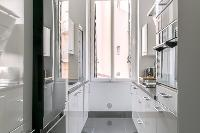 state-of-the-art kitchen appliances in Cannes Carnot Apartment 2BR luxury home