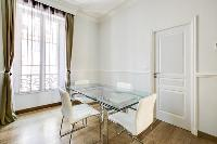 cool dining room of Cannes Carnot Apartment 2BR luxury home