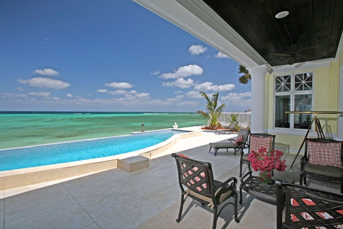 beautiful Nassau La Mouette Caribbean seaside luxury apartment, holiday home, vacation rental