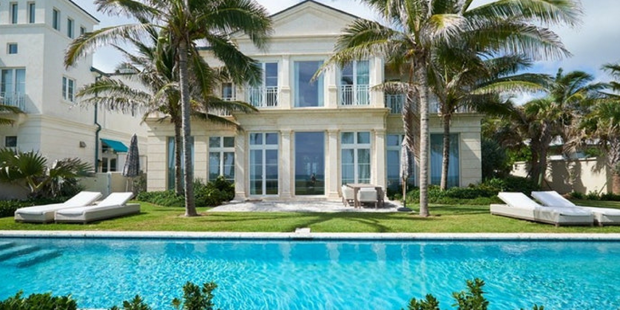 Nassau Colonial Paradise