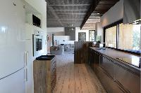 awesome kitchen of Corsica -Villa Agnellu luxury apartment