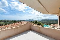 breathtaking view from Corsica - Di Paci luxury apartment