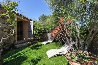 awesome garden of Corsica - Santa Giulia luxury apartment