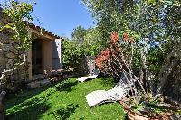 awesome garden of Corsica - Santa Giulia luxury apartment