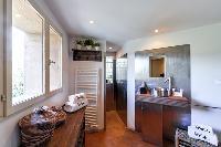 nice and neat bathroom in Corsica - Santa Giulia luxury apartment
