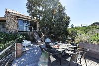 fascinating exterior of Corsica - Santa Giulia luxury apartment