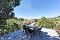 beautiful surroundings of Corsica - Santa Giulia luxury apartment