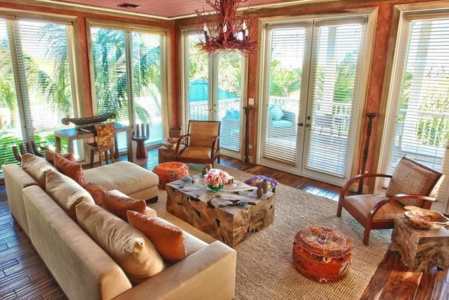 beautiful Harbour Island Banyan Tree Estate Caribbean Sea vacation rental