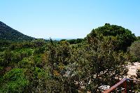 breathtaking view from Corsica - Colomba luxury apartment