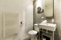 neat and trim bathroom in Cannes Apartment Festival II luxury home