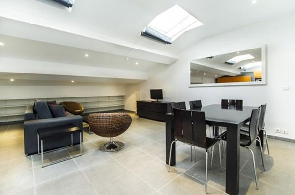 swanky furniture in Cannes Apartment Festival II luxury home