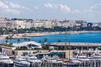 cool Mediterranean coastline near Cannes Apartment Starlette III luxury home