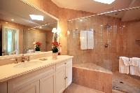 cool bathroom interiors in New Providence Serendip Cove luxury vacation rental