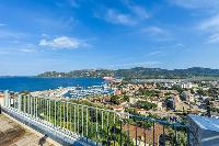 magnificent sea view from Corsica - U Portu luxury apartment
