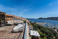 marvelous coastal neighborhood of Corsica - U Portu luxury apartment