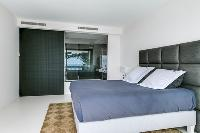 neat and nice bedroom in Cannes Villa Californie luxury apartment