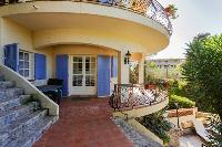 impressive multilevel Cannes Villa Les Terrasses luxury apartment