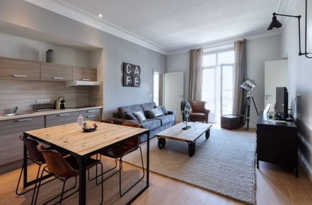 furnished Cannes Apartment Starlette II luxury home