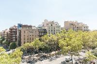 cool neighborhood of Barcelona - Paseo de Gracia 4BR luxury apartment