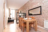 nice Barcelona - Contemporary Ramblas 2BR luxury apartment and vacation rental