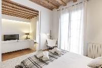 amazing access to the balcony of Barcelona - Modern Ramblas 2BR luxury apartment