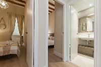 cool interiors of Barcelona - Sant Antoni Market 3BR luxury apartment