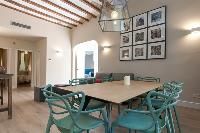 nice interiors of Barcelona - Sant Antoni Market 3BR luxury apartment