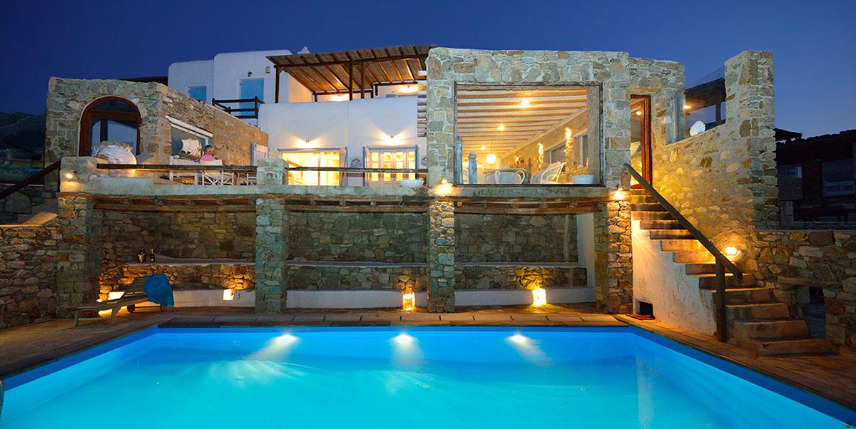 Mykonos Aegean Pearl Villa