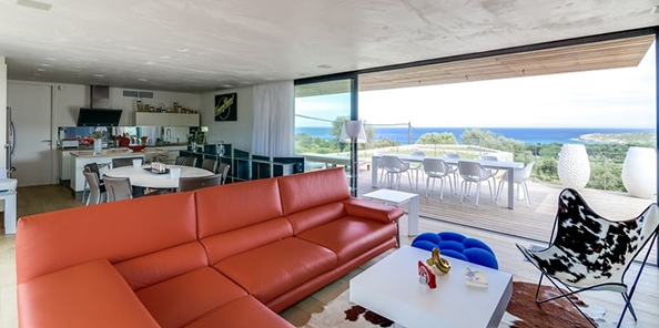 Corsica - Villa Algajola