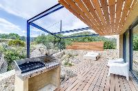 sunny and airy Corsica - Villa Algajola luxury apartment