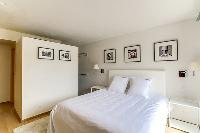 lovely bedroom in Corsica - Villa Algajola luxury apartment