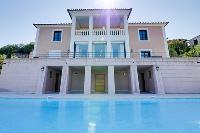 impressive exterior of Corsica - Citadelle luxury apartment