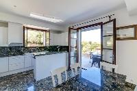 generous windows of Corsica - Citadelle luxury apartment