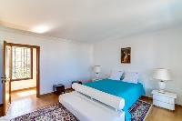 fancy bedroom in Corsica - Citadelle luxury apartment