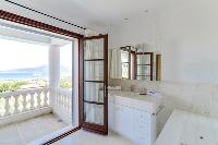 amazing balcony of Corsica - Citadelle luxury apartment