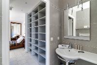 cool en-suite bath in Corsica - Revellata luxury apartment