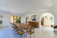 delightful dining area in Corsica - Revellata luxury apartment
