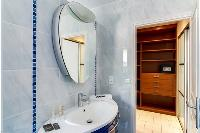 neat and trim lavatory of Corsica - Revellata luxury apartment