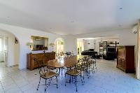 awesome dining area of Corsica - Revellata luxury apartment