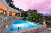 awesome exterior of Corsica - Span luxury apartment