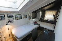 clean bed sheets in Switzerland Chassoure luxury apartment, holiday home, vacation rental