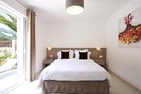 lovely bedroom in Corsica - Noceta luxury apartment