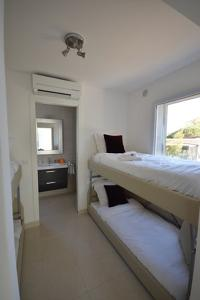 pleasant bedroom in Corsica - Noceta luxury apartment