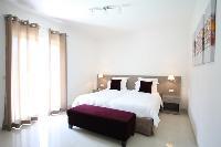 charming bedroom in Corsica - Noceta luxury apartment
